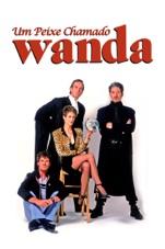 Capa do filme Um Peixe Chamado Wanda