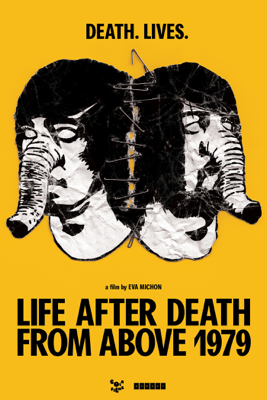 Eva Michon - Life After Death from Above 1979 illustration