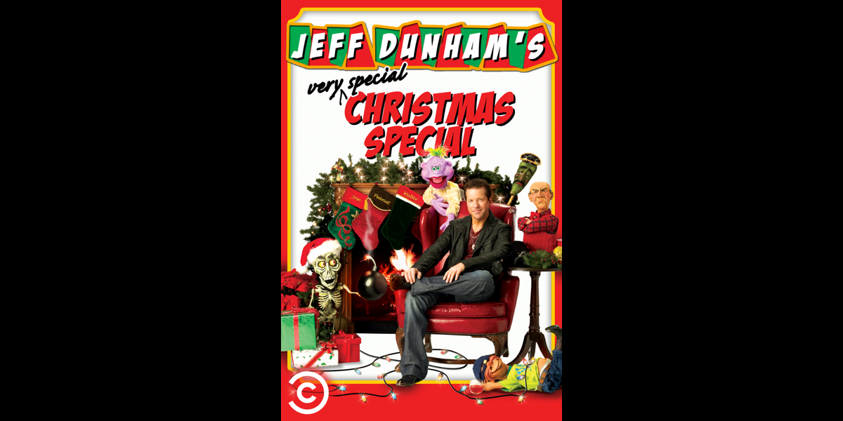 Jeff Dunham\'s Very Special Christmas Special on iTunes