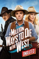 A Million Ways to Die In the West (Unrated) / Ted (Unrated)