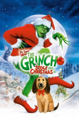 Dr Seuss How The Grinch Stole Christmas.Dr Seuss How The Grinch Stole Christmas 2000 On Itunes