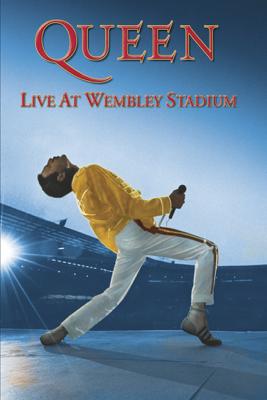 Queen - Queen: Live At Wembley illustration