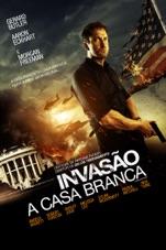 Capa do filme Invasão à Casa Branca