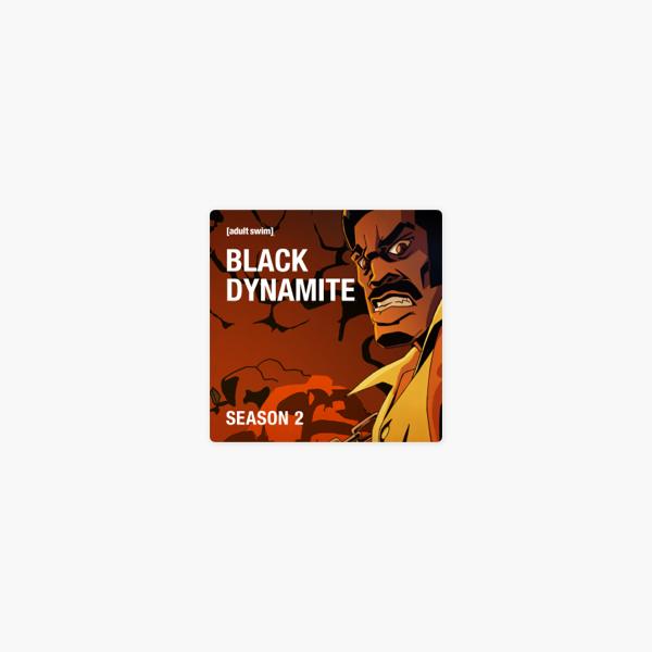 Black Dynamite, Season 2