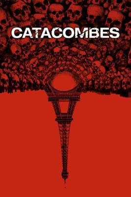 John Erick Dowdle - Catacombes illustration