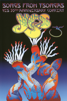 Yes - YES - Songs From Tsongas – The 35th Anniversary Concert illustration
