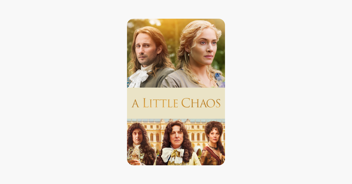 A Little Chaos on iTunes