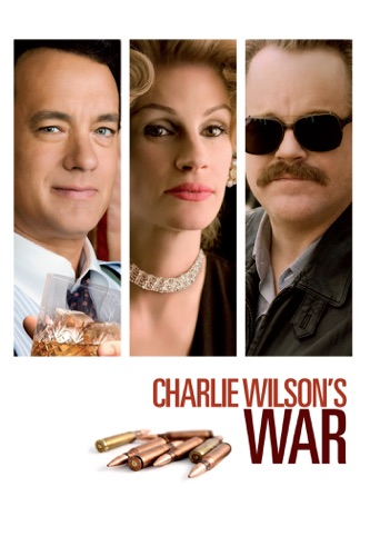 Charlie Wilson's War movie poster