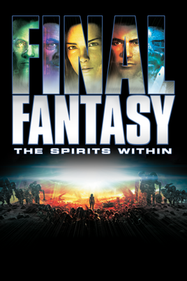 Final Fantasy The Spirits Within On Itunes