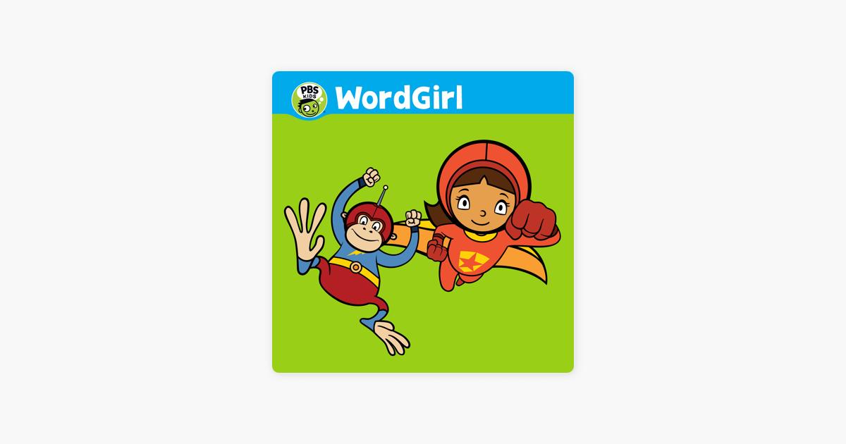 WordGirl, Vol  4