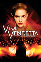 James McTeigue - V for Vendetta artwork