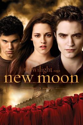 new Twilight moon saga