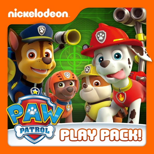PAW Patrol, Play Pack poster
