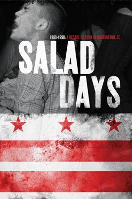 Salad Days - 1980-1990: A Decade of Punk In Washington, DC - Scott Crawford