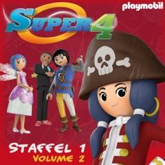 Super 4, Staffel 1, Vol.2
