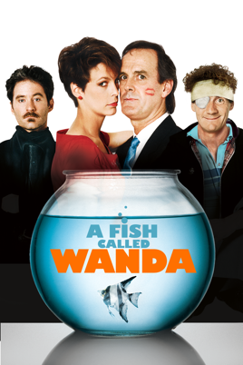 Image result for a fish called wanda