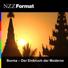 Burma – Der Einbruch der Moderne