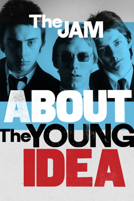 Bob Smeaton - The Jam - About the Young Idea Grafik