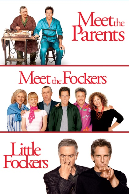 who was the father in meet fockers