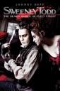 Affiche du film Sweeney Todd : Le diabolique barbier de Fleet Street