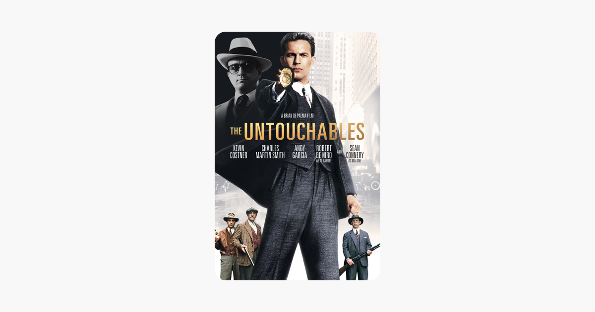The Untouchables on iTunes