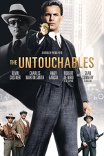 Poster The Untouchables