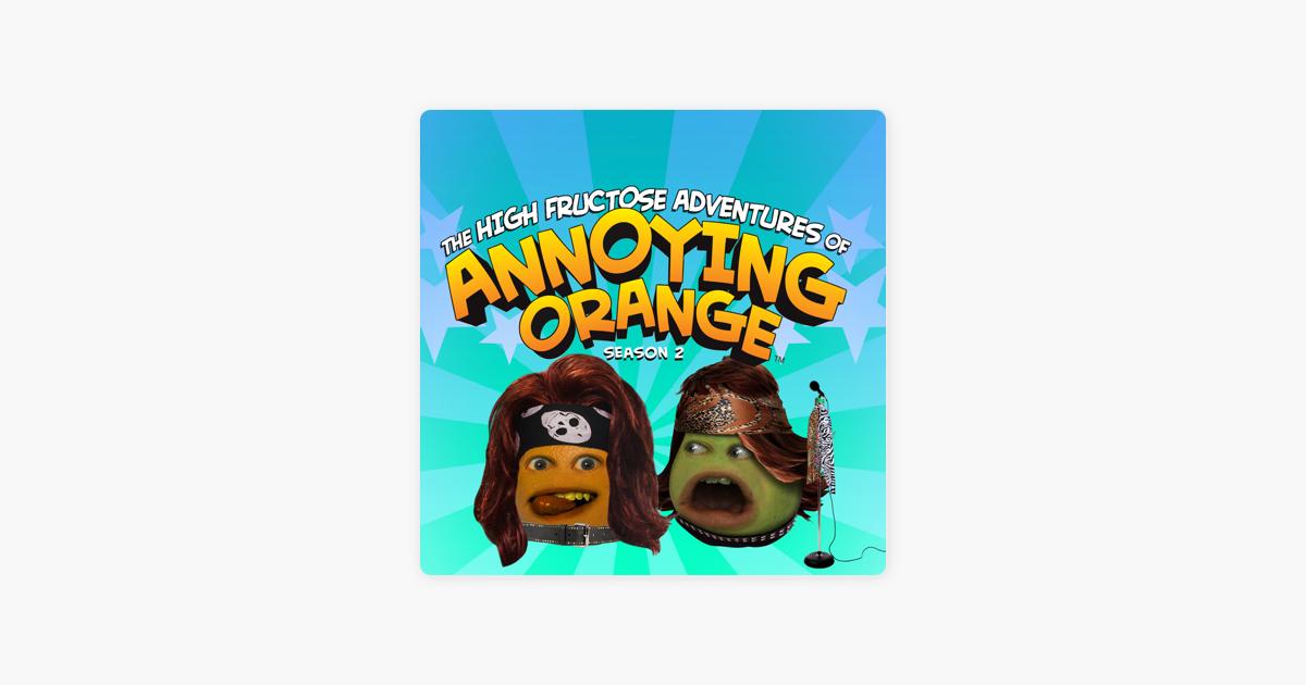 Annoying Orange, Season 2