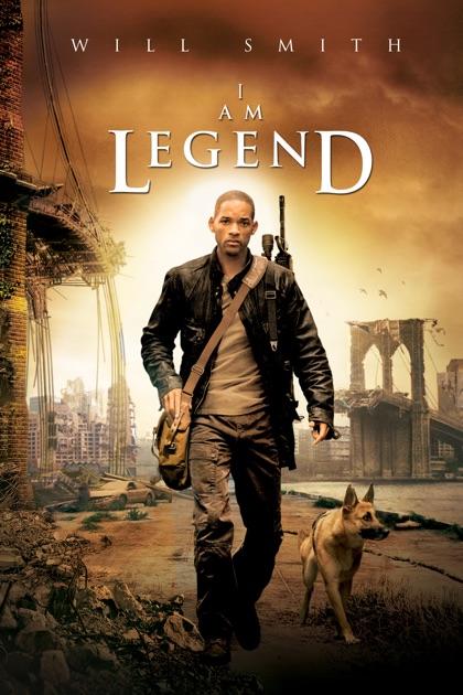 i am legend on itunes