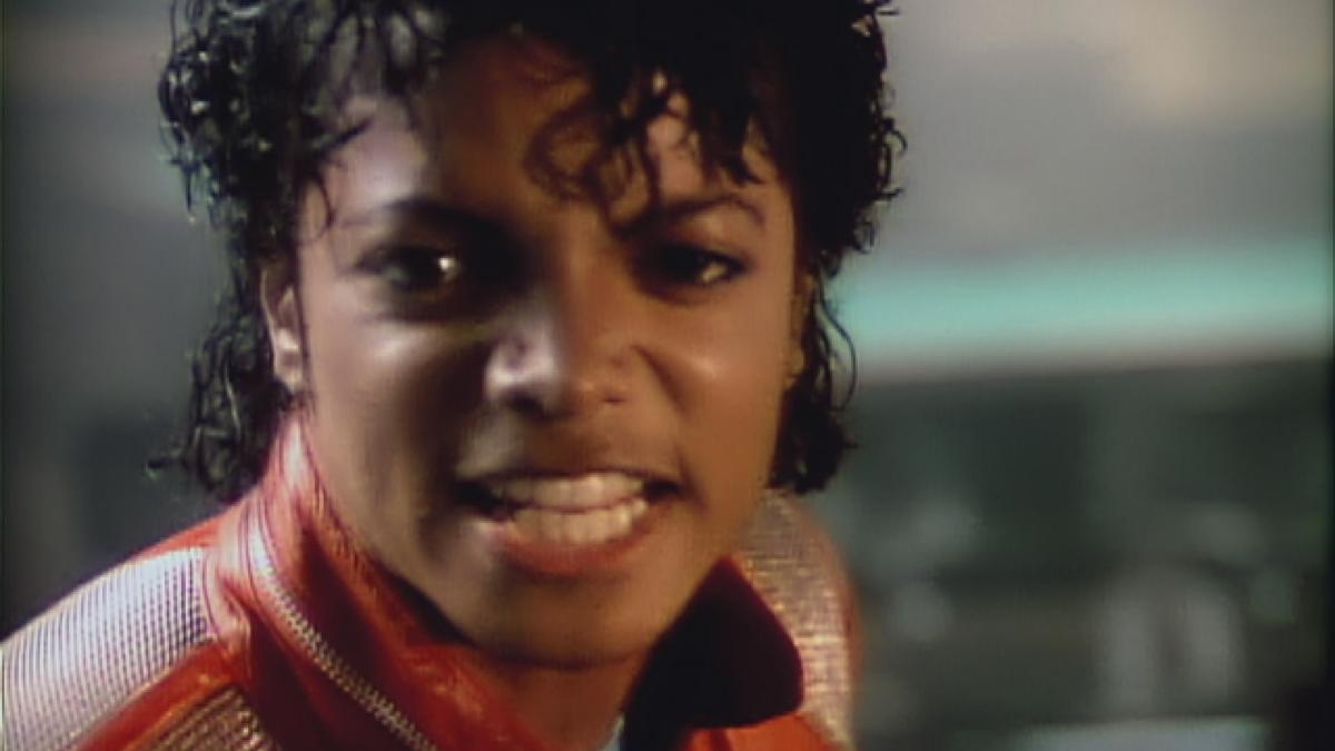 在 ITunes 上的《Beat It (Digitally Restored Version)》音樂錄影帶