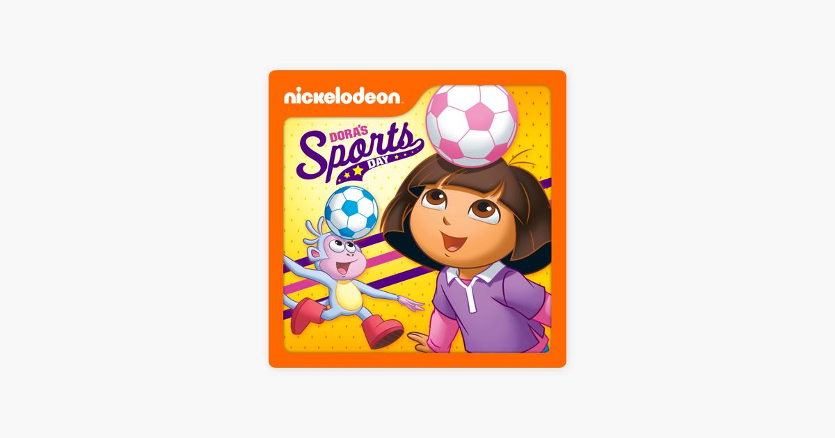 Dora the Explorer, Dora's Sports Day