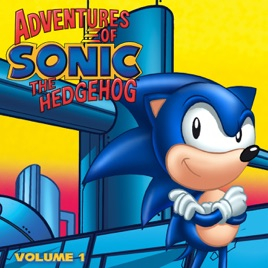 Adventures Of Sonic The Hedgehog Season 1 Vol 1 On Itunes