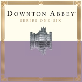 downton abbey, the complete collection