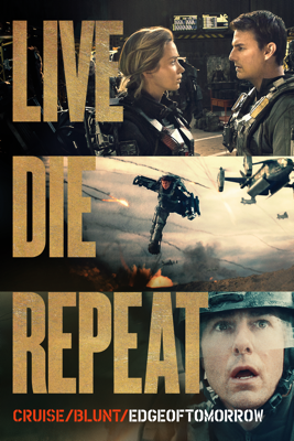 Live Die Repeat: Edge of Tomorrow HD Download