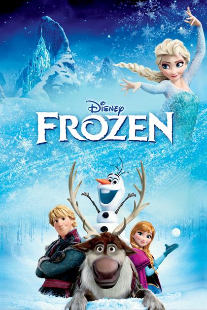frozen on itunes