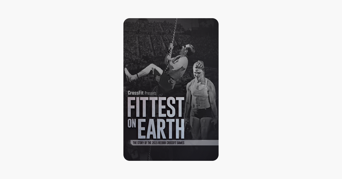 fittest on earth 2016 movie