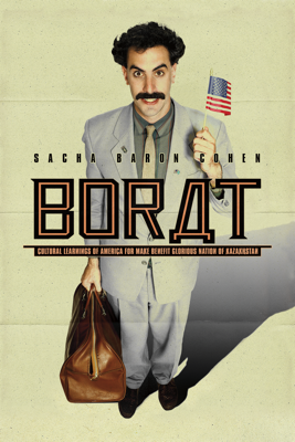 Larry Charles - Borat  artwork