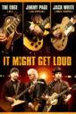 Affiche du film It Might Get Loud (VOST)