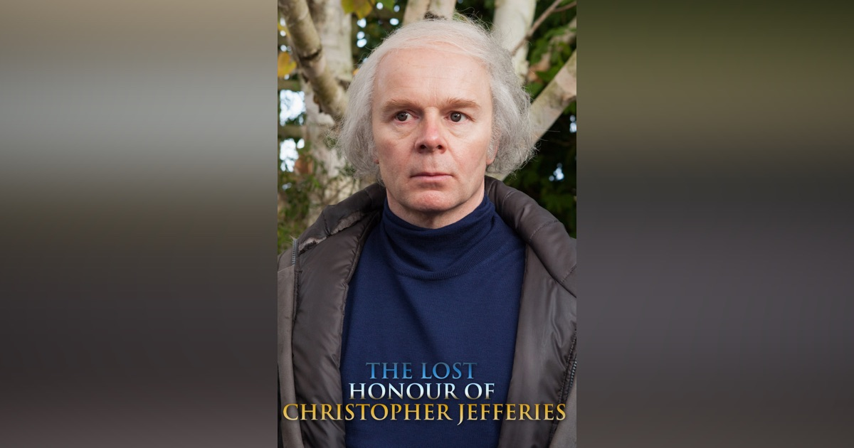 The Lost Honour of Christopher Jefferies on Apple TV