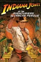 Affiche du film Indiana Jones et les Aventuriers de l'Arche Perdue (Indiana Jones and the Raiders of the Lost Ark)