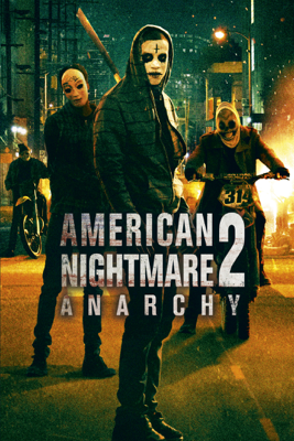James DeMonaco - American Nightmare 2: Anarchy (The Purge: Anarchy) illustration