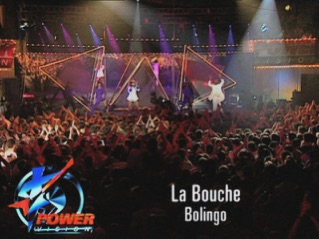 Bolingo (Love Is in the Air) (Power Vision 08.02.1997) [Live]
