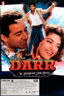 Yash Chopra - Darr artwork