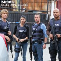 NCIS: Los Angeles - Das Lächeln des Kriegers artwork