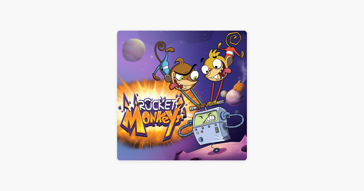 Bravest Chicken Ever: ‎Rocket Monkeys, Season 2 On ITunes