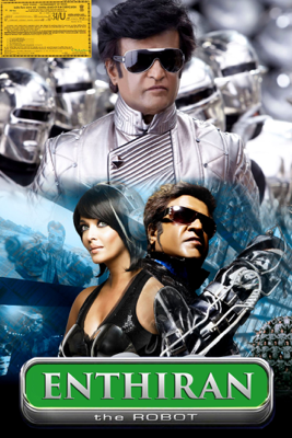 Shankar - Enthiran: The Robot artwork