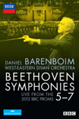 Beethoven: Symphonies Nos. 5, 6 & 7 – Live From the 2012 BBC Proms