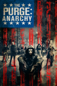 The Purge: Anarchy cover