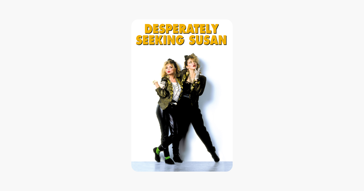desperately seeking susan movie trailer