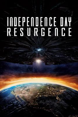 Roland Emmerich - Independence Day: Resurgence  artwork