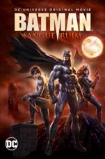 Capa do filme Batman: Sangue Ruim